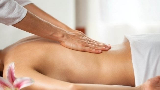 Spalation-The Ultimate Massage Spa Retreat Picture Of a Hands On Massage