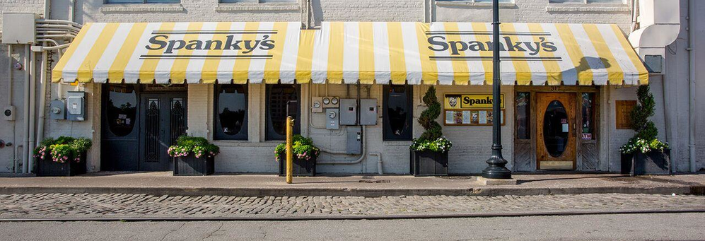 Spanky's Pizza Galley & Saloon in Savannah banner