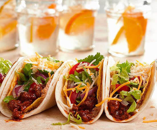 Spanky's Sports Bar and Grill Waterford WI taco Tuesday Food specials