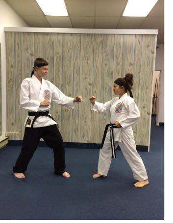 Teen Karate at Sparta Karate Academy in Newton NJ