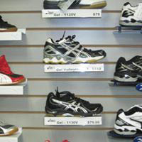 athletic shoes for soccer, baseball, football, golf and more; retail sports stores in Georgia