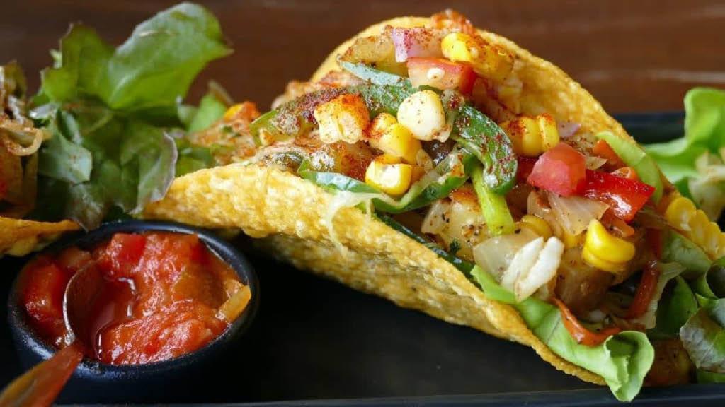 Tequila fish tacos, Quesadillas, Burritos, Nachos, enchiladas, fajitas, taquitos, flautas, chimichanga, seafood, carne asada, steaks, vegetarian dishes; white plains, md