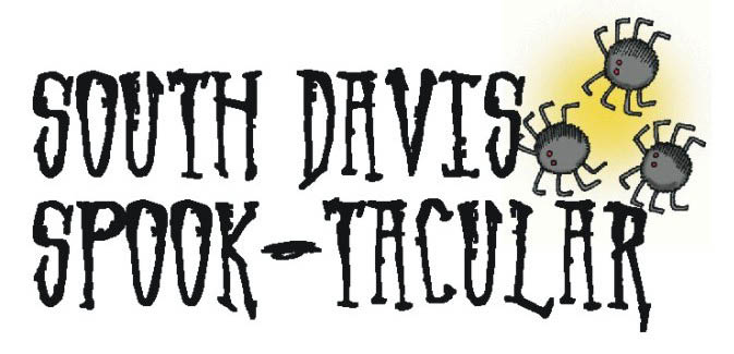 Come to the South Davis Spook-Tacular Halloween Activity in Bountiful, Utah!