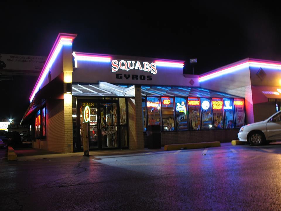 Squabs restaurant