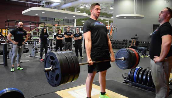 weight lifting; speed strength performance in rockville, maryland