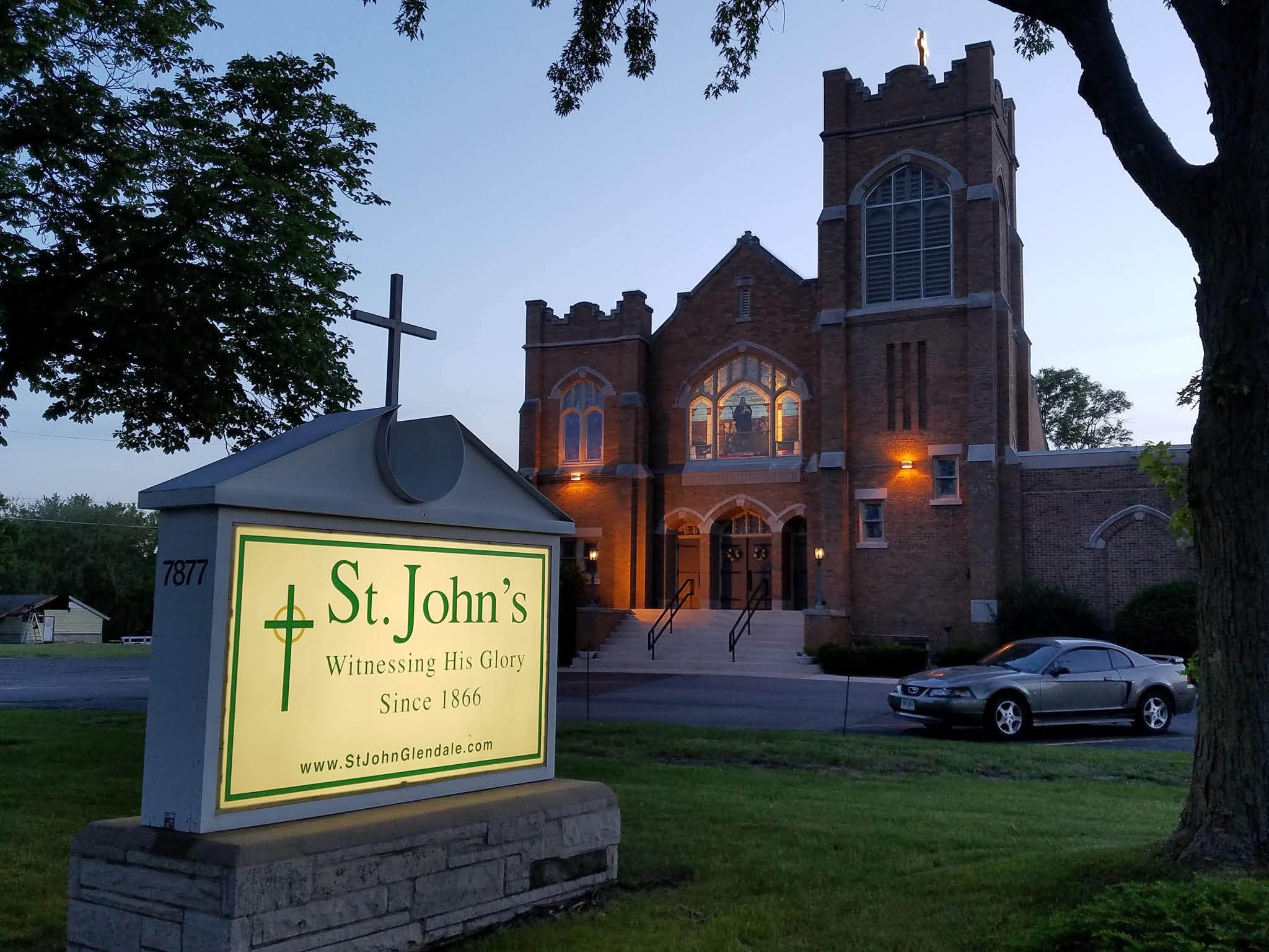 St. Johns Lutheran Childcare near Brown Deer
