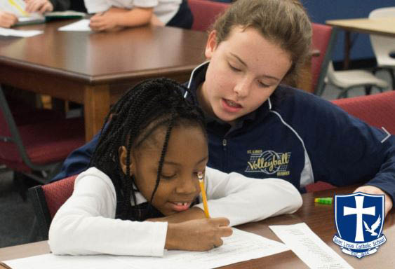 After school tutoring available at St. Linus.