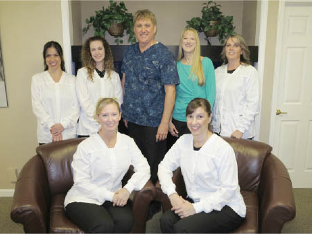 Meet Dr. Linstrom and our staff