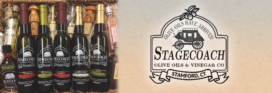 Stagecoach Olive Oil and Vinegar Company Stamford CT banner image