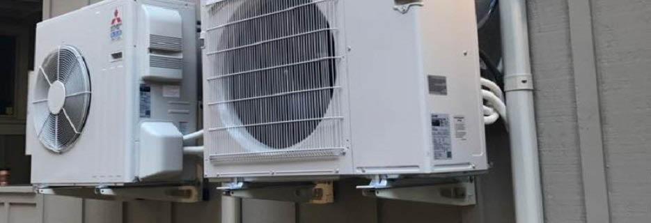 We service your split air conditioner
