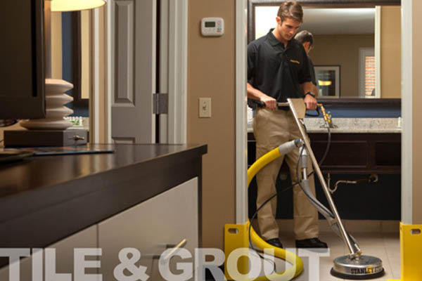 tile and grout services from stanley steemer