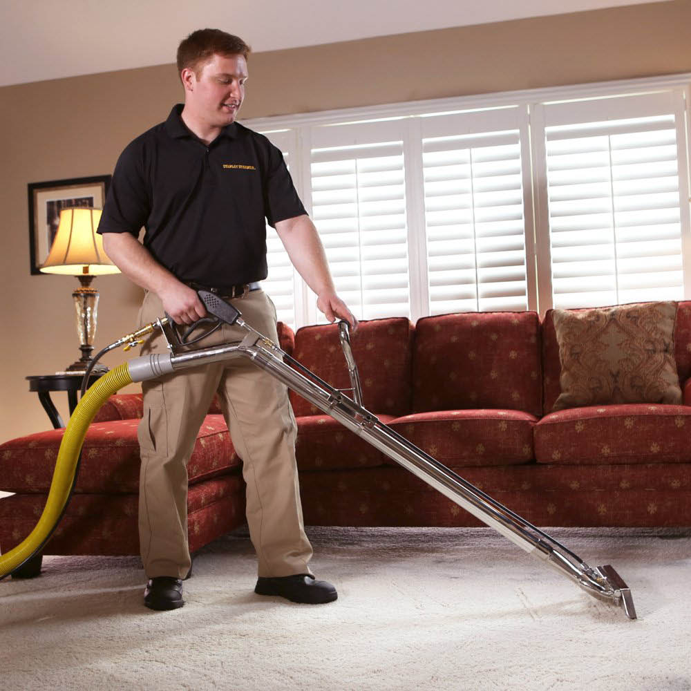 stanley steemer carpet cleaning services