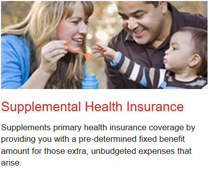Get supplemental health insurance in Willowbrook, TX