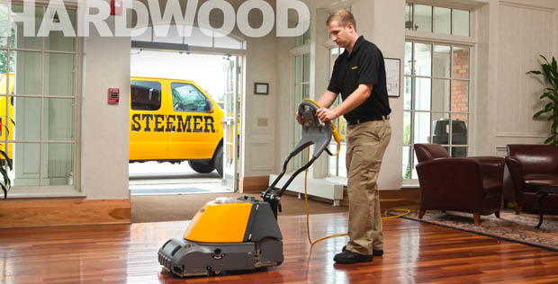 Stanley Steemer offers professional hardwood cleaning services for homes and businesses
