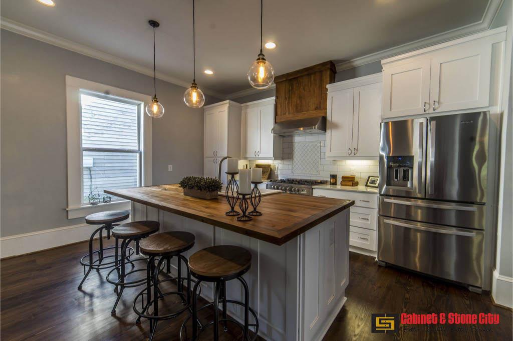 kitchen island; granite; remodeling Norcross, GA