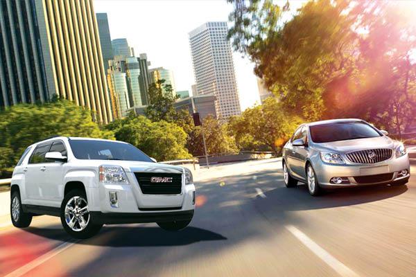 GMC, Buick, Stoops, vehicles, Sierra, Terrain, Verano