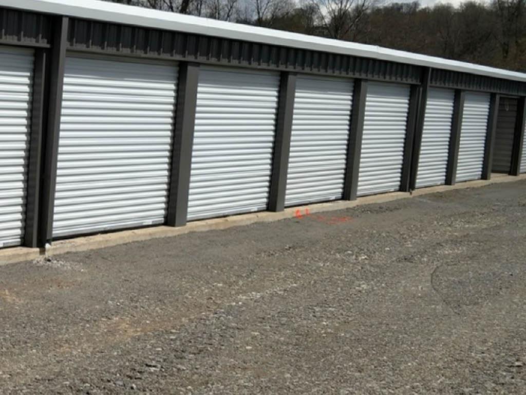 The Storage Barn locker storage