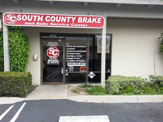 South County Brake is Mission Viejo's trusted oil change shop.