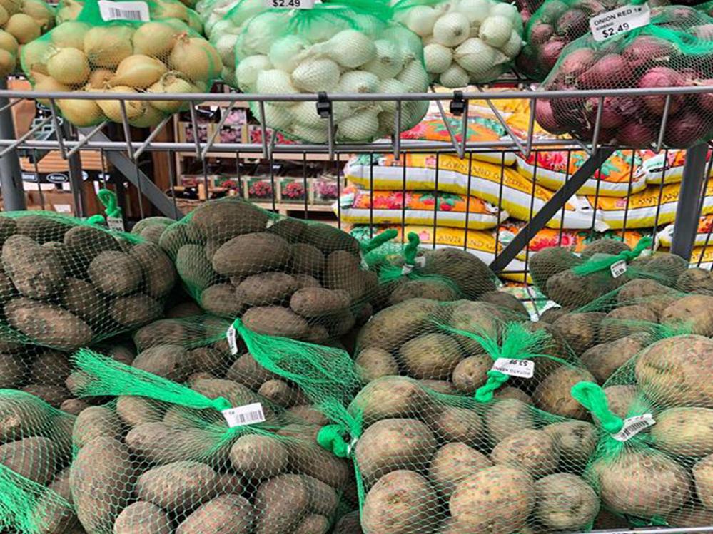 Straders Garden Centers vegetables