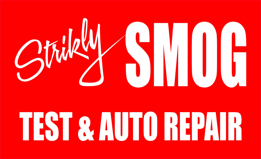STRIKLY SMOG at 985 Piner Rd #A in Santa Rosa, CA - Logo