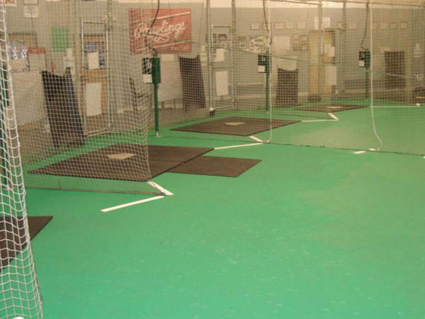 The Strike Zone hitting cages
