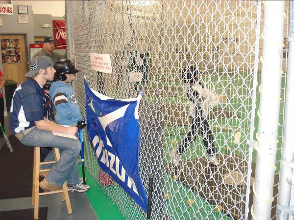 The Strike Zone hitting leagues