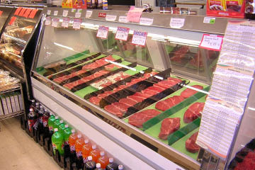 Strough's Supermarket Fresh Cut Meats