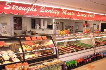 Strough's Supermarket  Quality Meats Since 1949