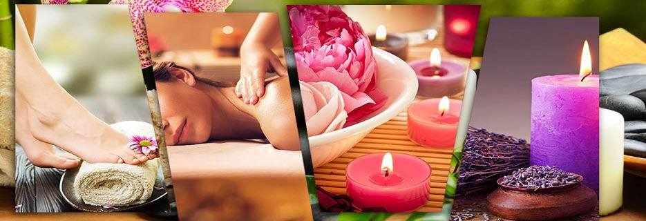 Pedicures, massage & aromatherapy in a relaxing nail and spa studio banner