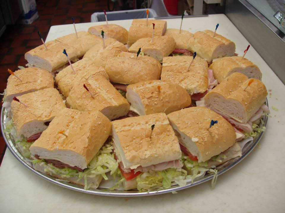 Order your party tray today for office, home or for your next event!