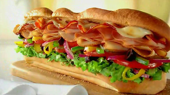 subway sandwiches, footlong, deli, pizza;charlotte hall, virginia