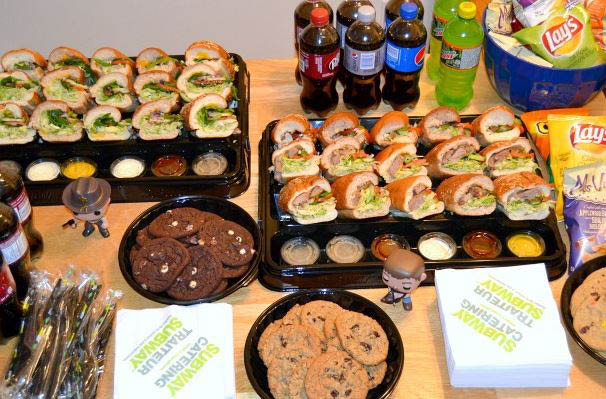 food catering, catering service