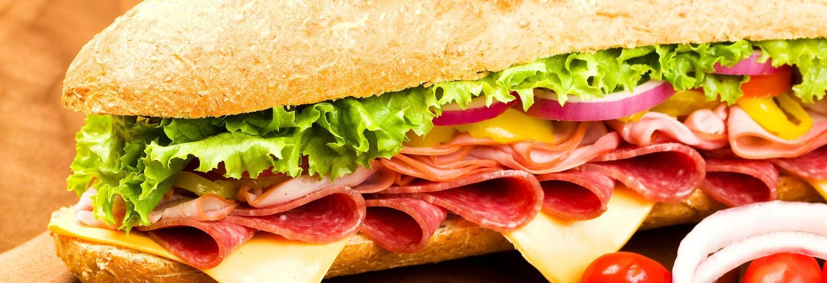 subs, meat, sandwich, lunch, dinner, snack