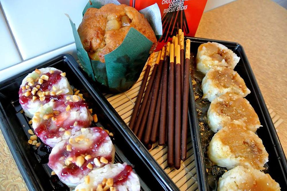 Sushi En catering.