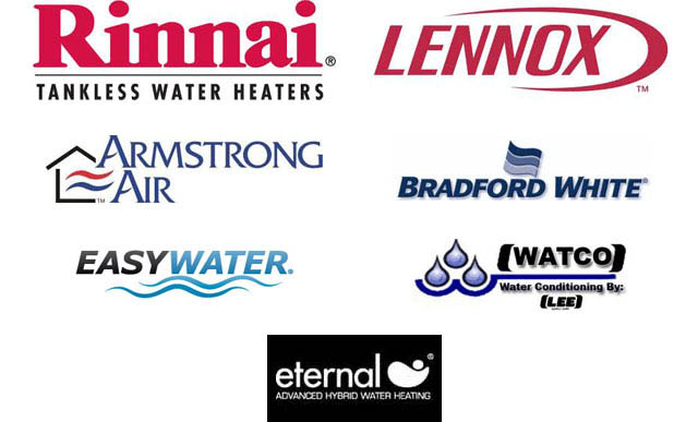 plumbing brands offered by summers of new albany, in
