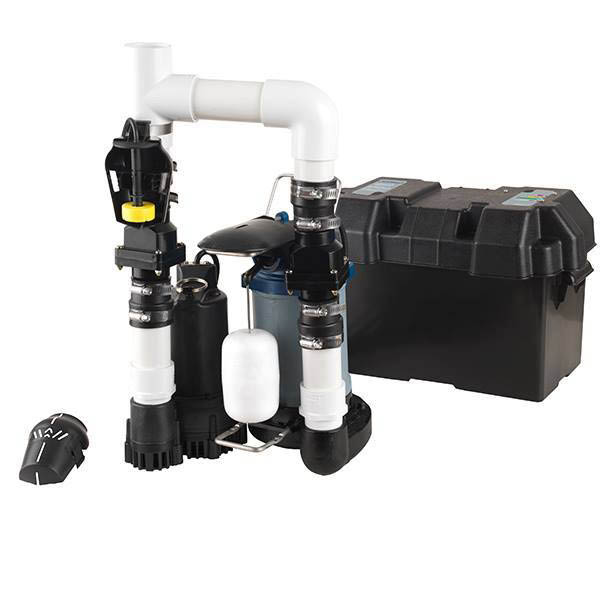 sump pump; value dry waterproofing serving va and md