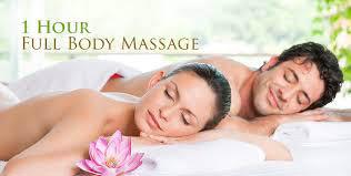 Get a full body massage near Palatine