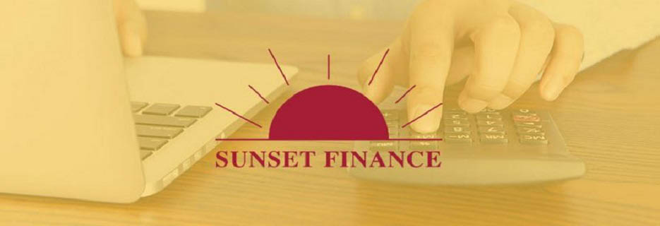 Sunset Finance in Summerville, SC Banner ad