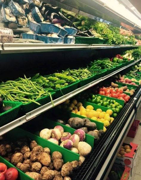 Locally Grown FreshProduce in Torrance, California