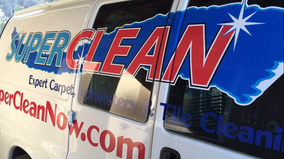 Our SuperClean mobile vans have been in your local Summerville neighborhood