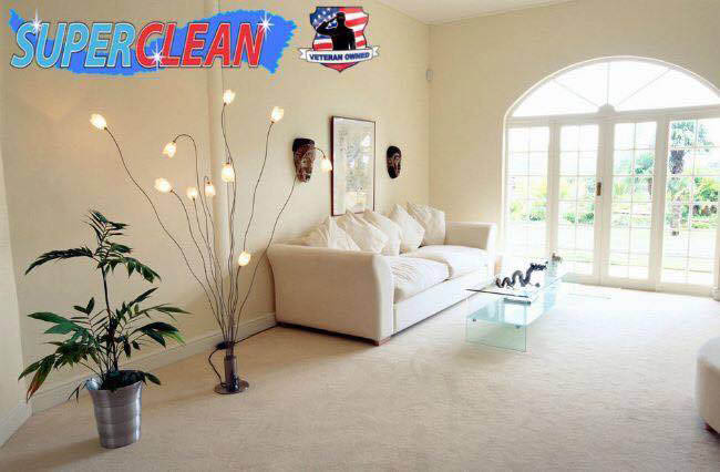 Expect super clean rugs after a visit from SuperClean