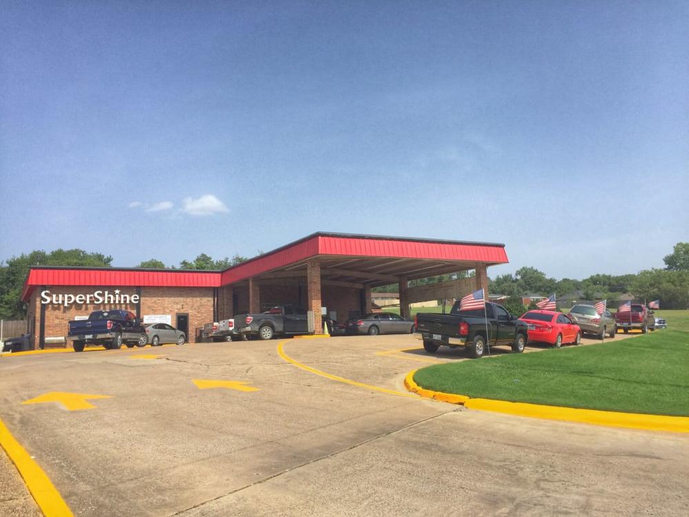 SuperShine Car Wash Grand Prairie, TX street view
