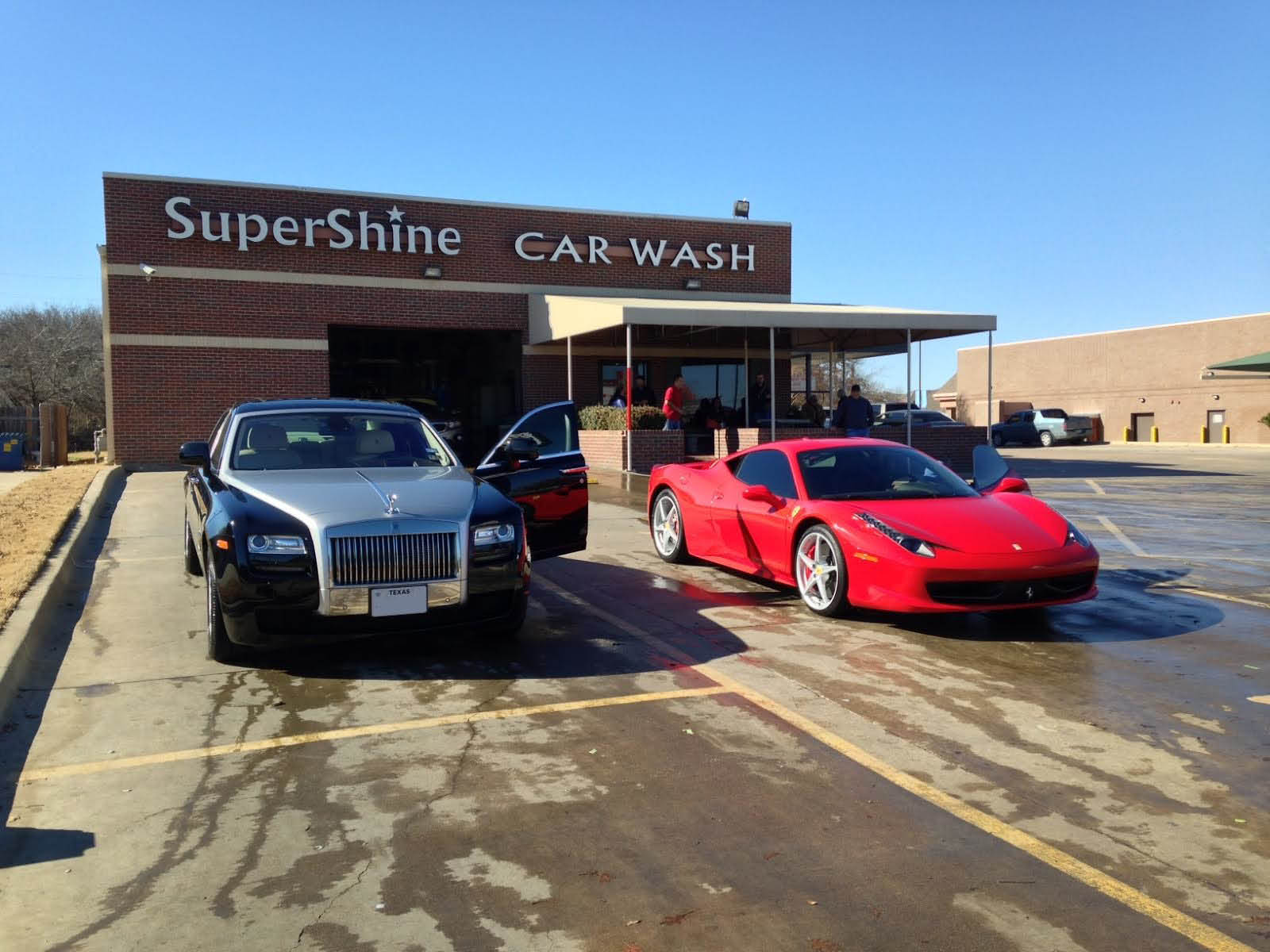 Full service call wash & detail service.