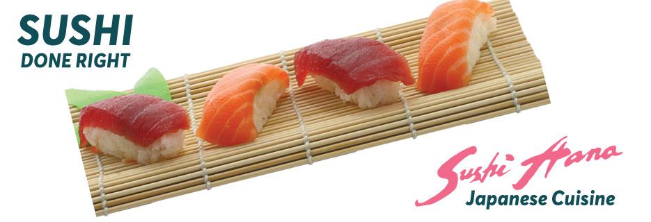 Sushi Hana Japanese Restaurant and Sushi Bar