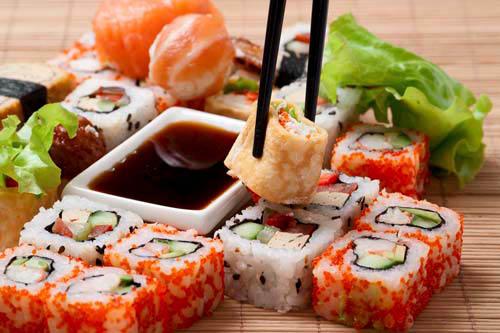sushi, fresh, buffet, alexandria, va