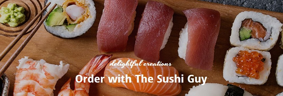 The Sushi Guy in Missoula, Montana banner