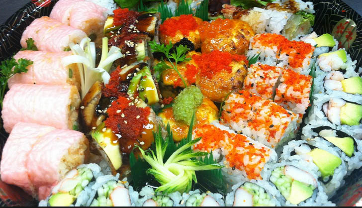 SUSHI TO GO, SUSHI EXPRESS, TAKE OUT, DELIVERY HAS 2 LOCATIONS 300 GREENTREE RD, MARLTON, 08053 AND 106 WHITE HORSE RD, VOORHEES 08043