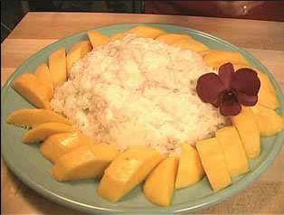 sweet rice, thai food, dessert located in Falls Church, VA
