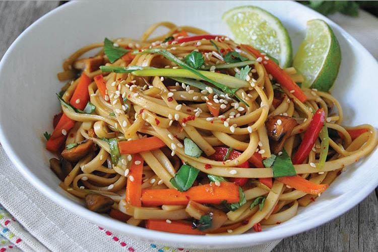 sweet rice, thai food, noodles located in Falls Church, VA