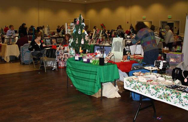 sykesville holiday marketplace in westminster, md